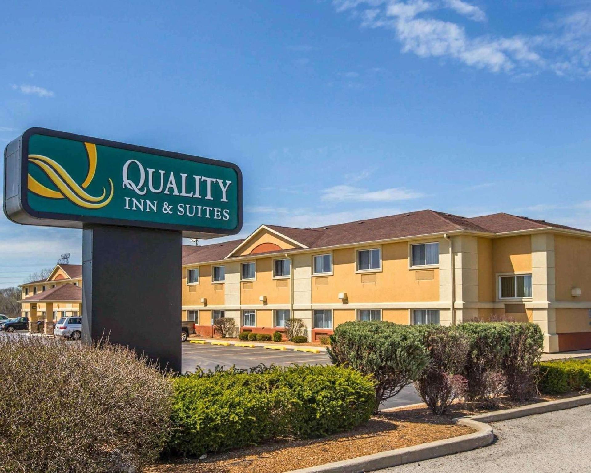 Quality Inn & Suites South Reviews