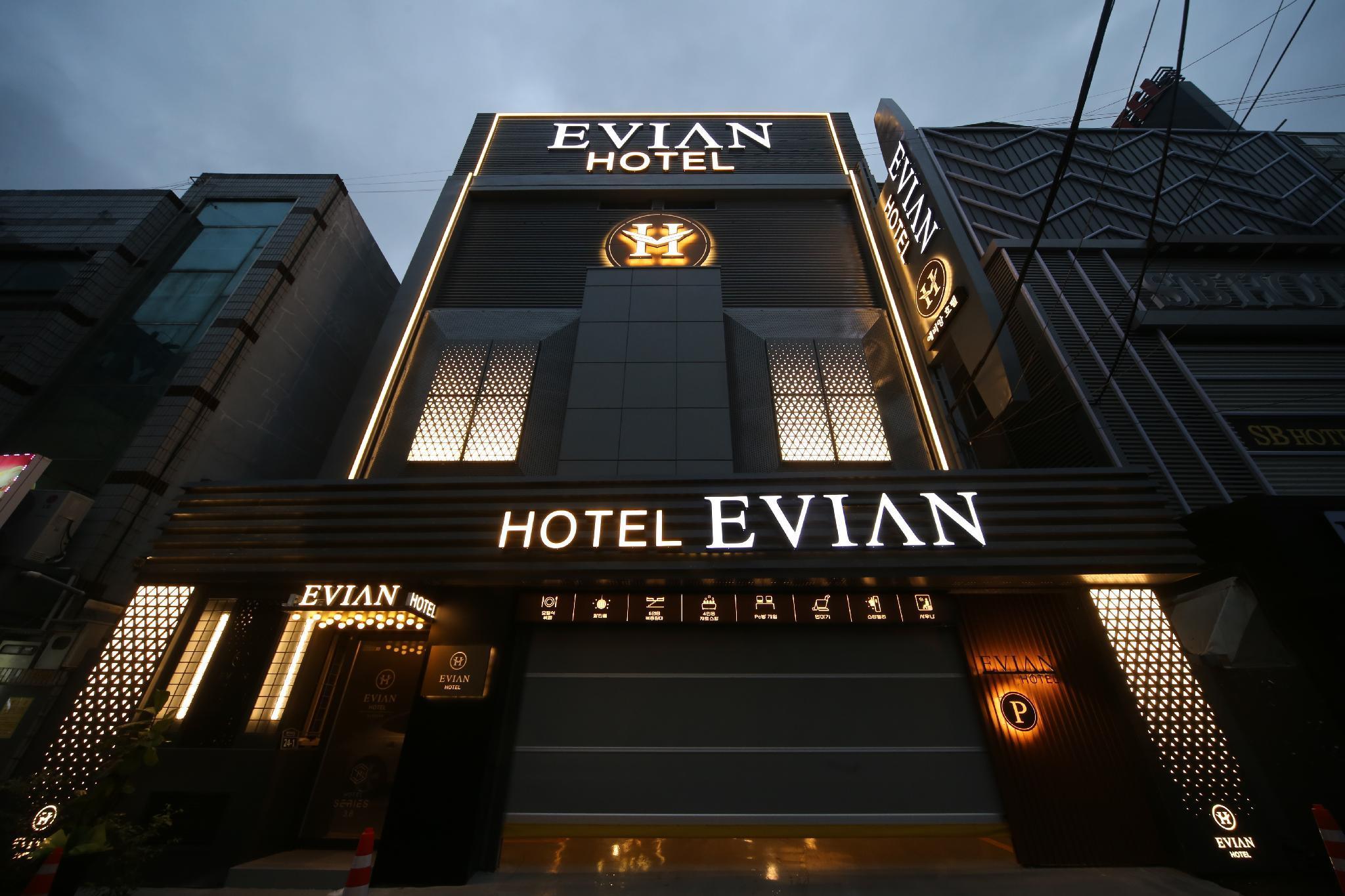 Hotel Evian