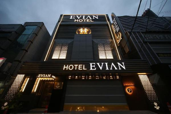 Hotel Evian Daegu