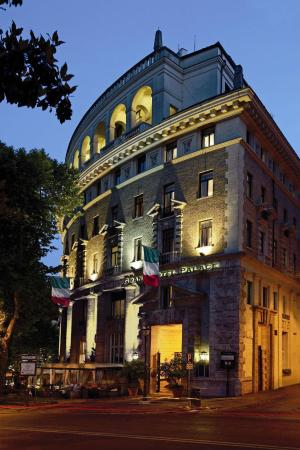 Grand Hotel Palace Rome Rome
