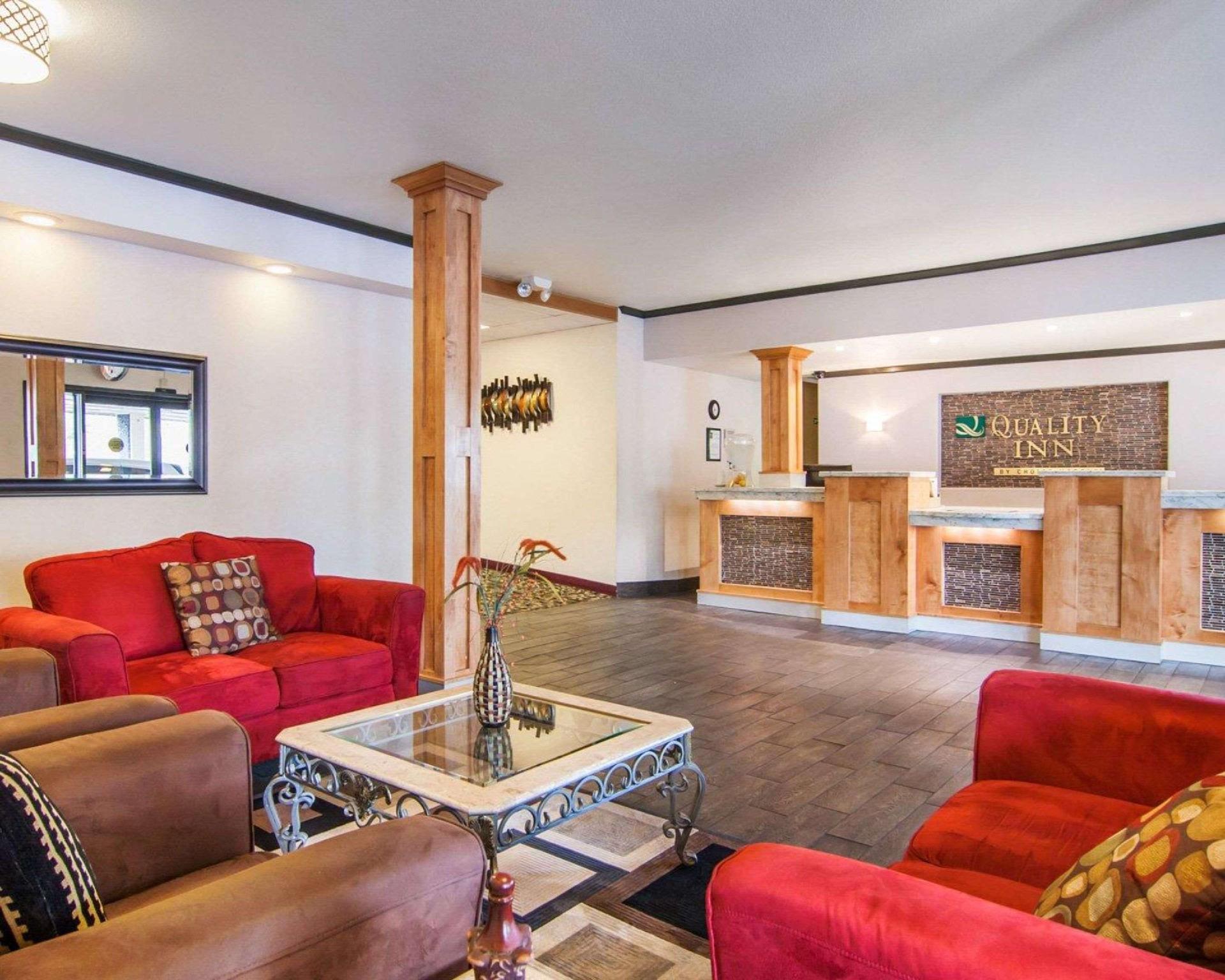 Review Quality Inn Tigard - Portland Southwest
