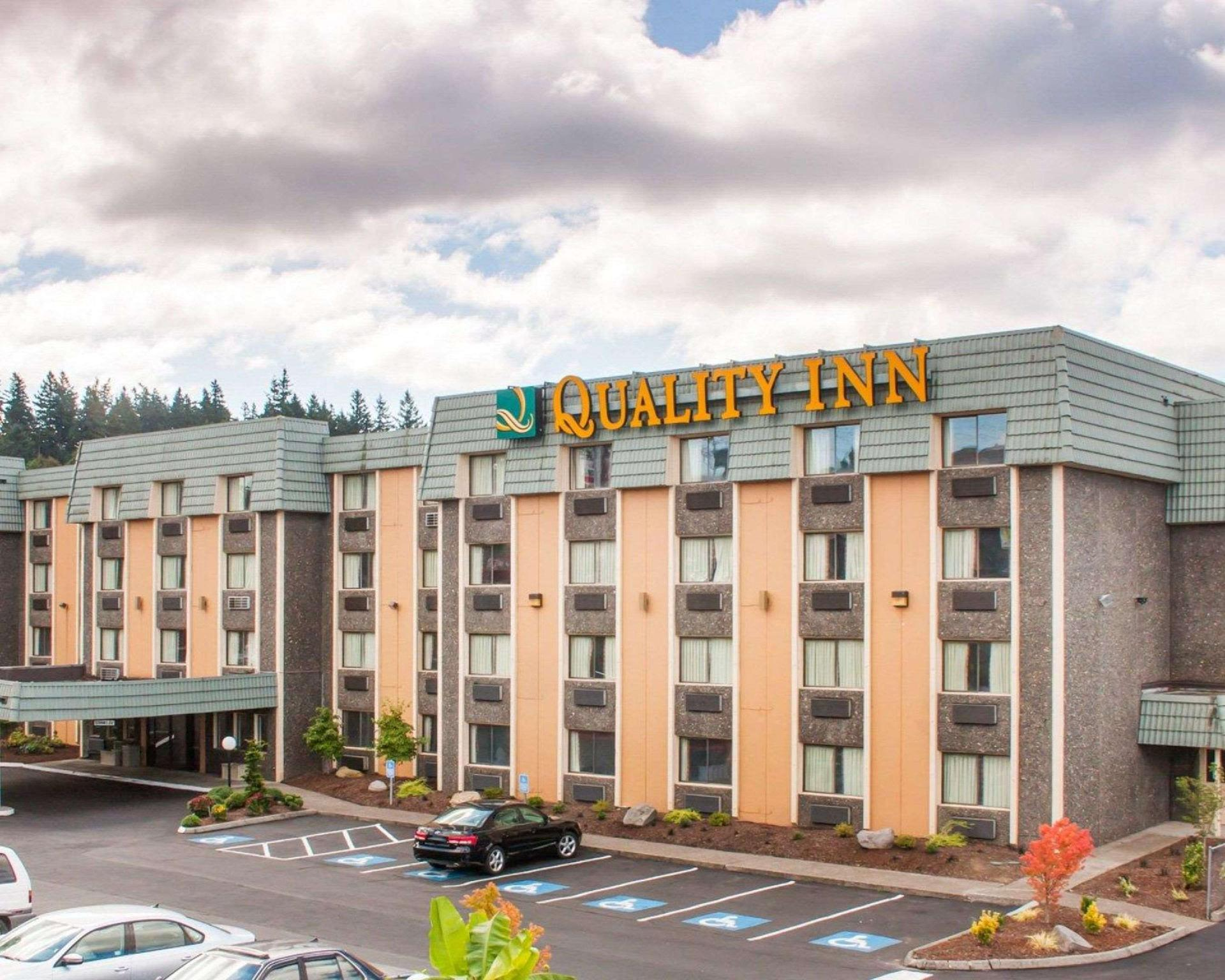 Hotels Review: Quality Inn Tigard – Portland Southwest – Pictures, Prices & Deals