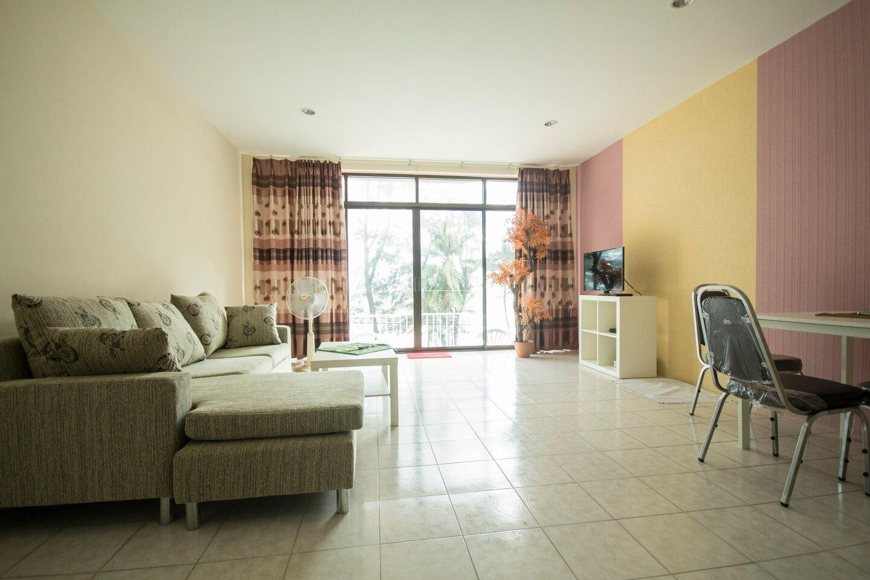 Beach Apartment Hat Mae Ramphueng 1 อพาร์ตเมนต์ 1 ห้องนอน 1 ห้องน้ำส่วนตัว ขนาด 25 ตร.ม. – หาดระยอง