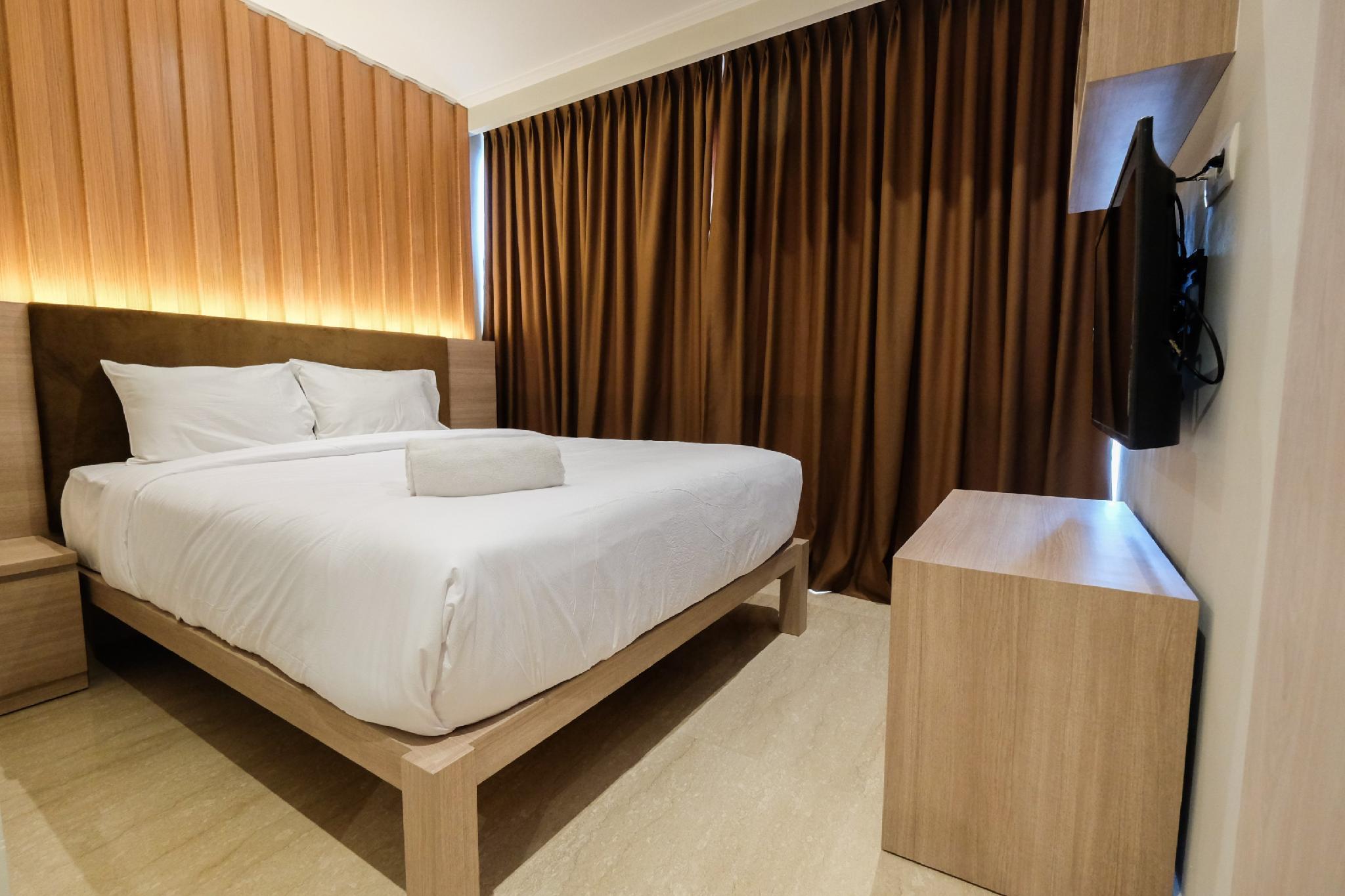 Comfortable 2BR Menteng Park Apartment By Travelio