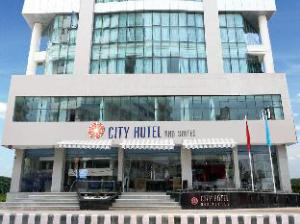 시티 호텔 앤 스위트  (City Hotel And Suites)