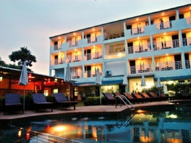เดอะ พาเลซ อ่าวนาง รีสอร์ท – The Palace Aonang Resort