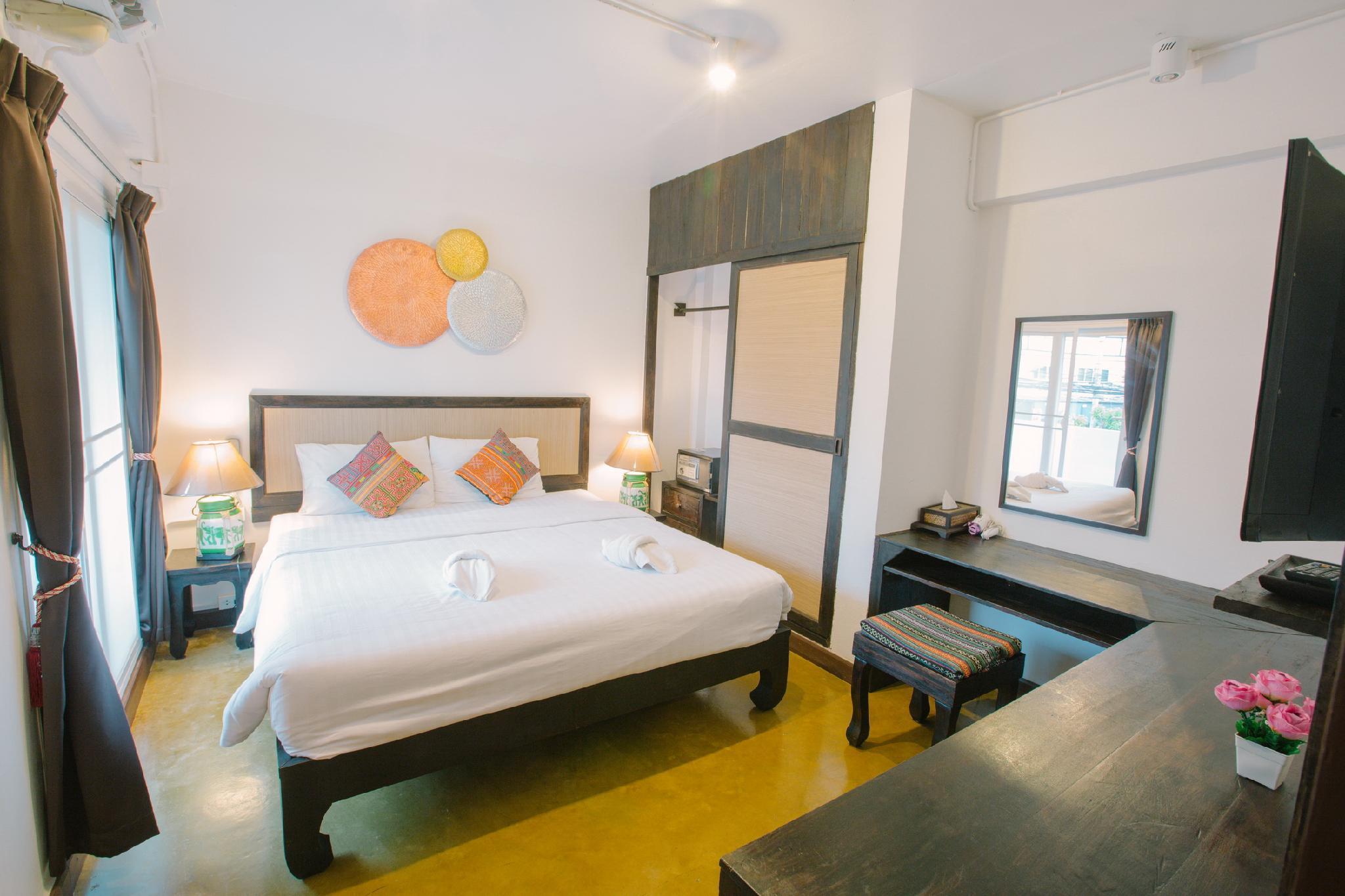 The Odyssey Chiang Mai Hotel โรงแรมดิ โอดิสซีย์ เชียงใหม่