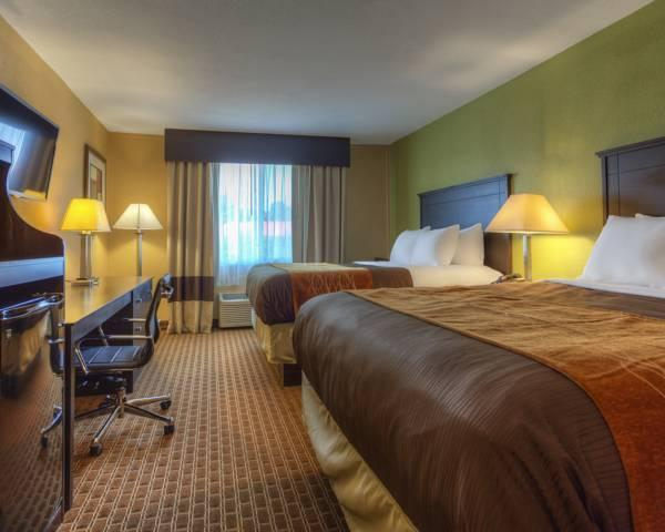 Quality Inn & Suites Discount