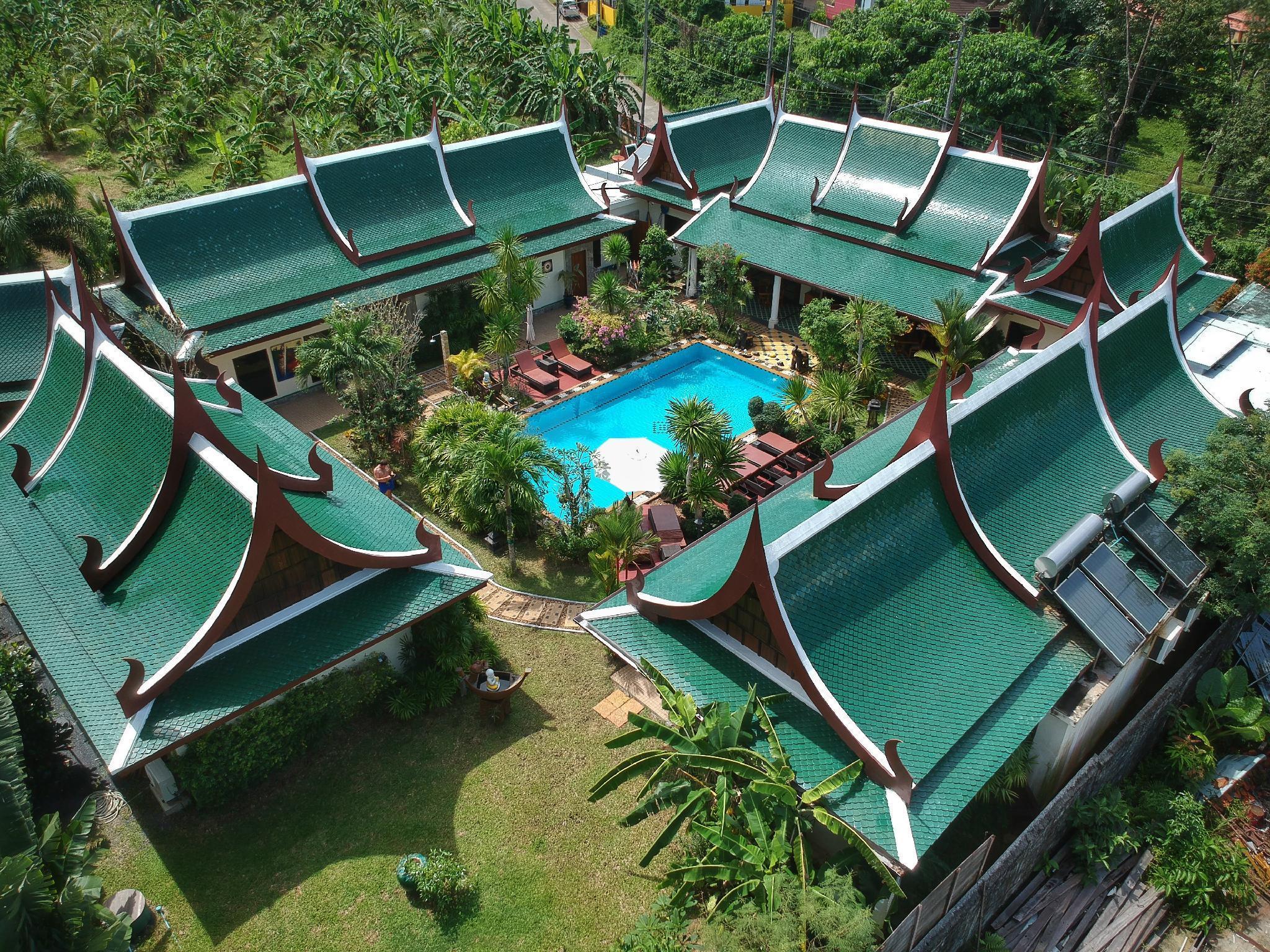 Baan Wanicha Bed and Breakfast Resort บ้าน วนิชา เบด แอนด์ เบรคฟาสต์ รีสอร์ต