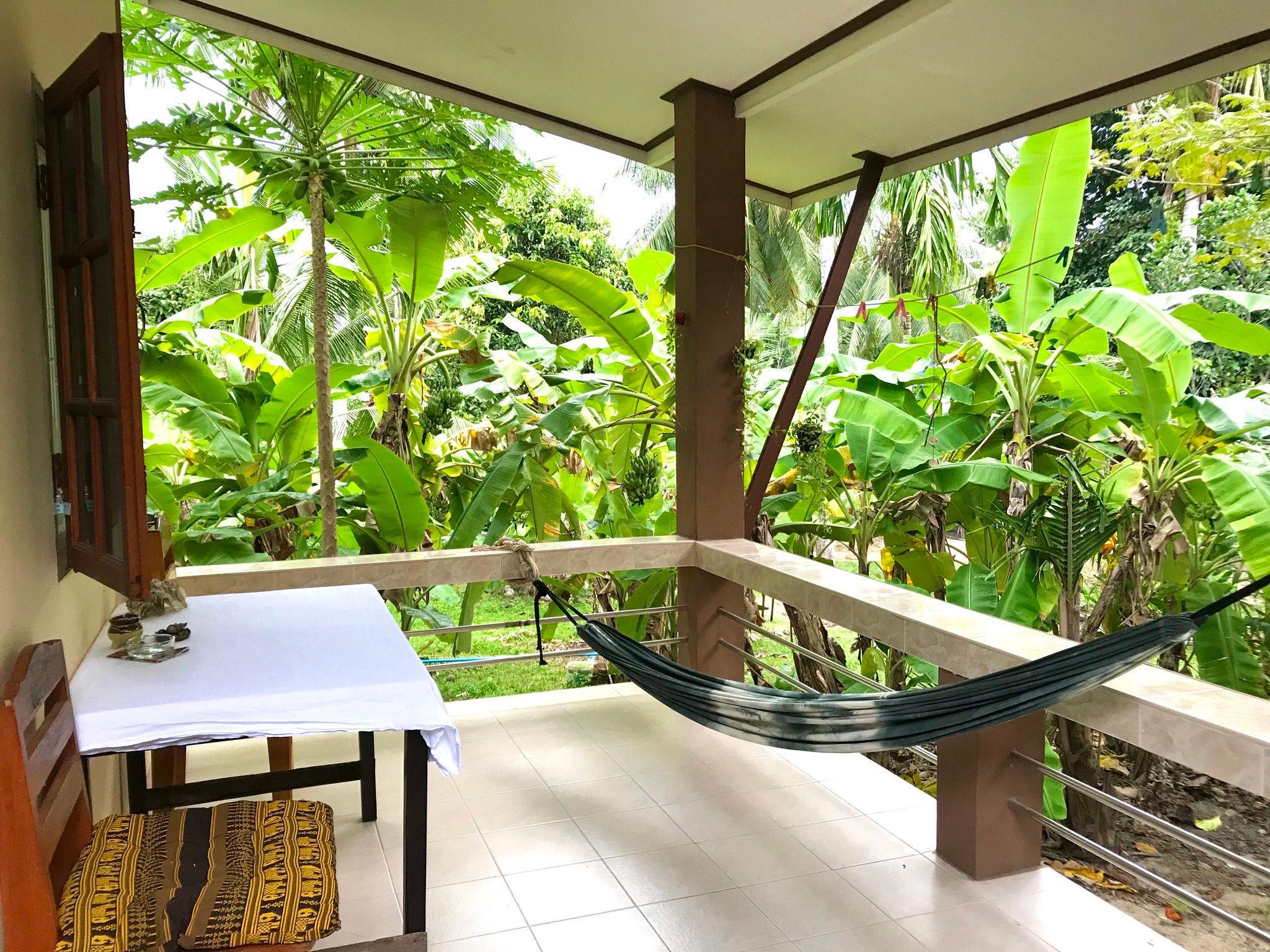 Beautiful house around the palms of Haad Salad #2 สตูดิโอ บ้านเดี่ยว 1 ห้องน้ำส่วนตัว ขนาด 30 ตร.ม. – หาดสลัด