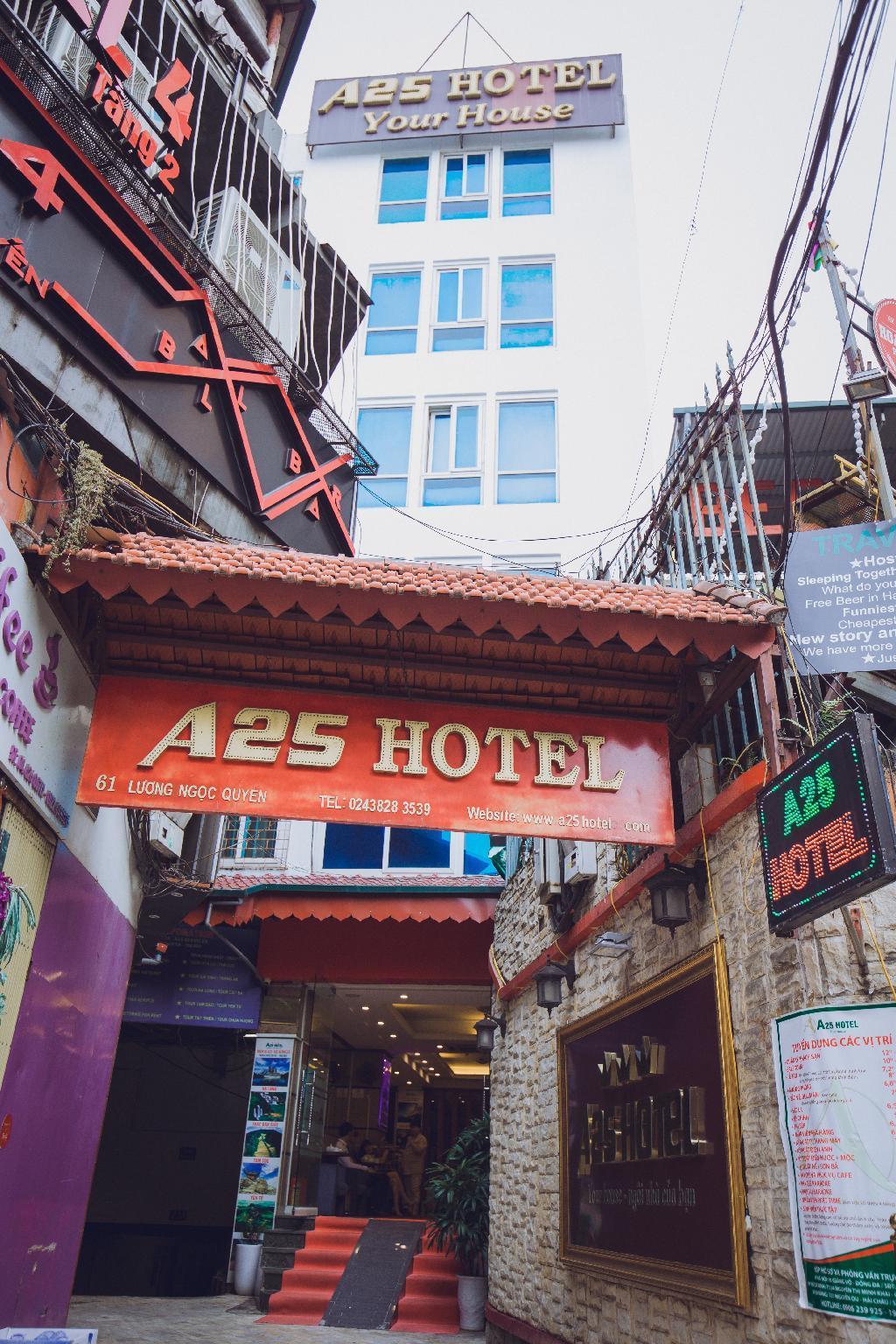 A25 Hotel – Luong Ngoc Quyen