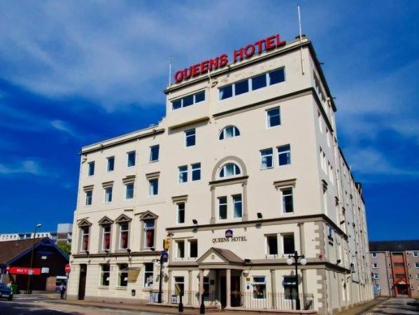 Best Western Queens Hotel Perth