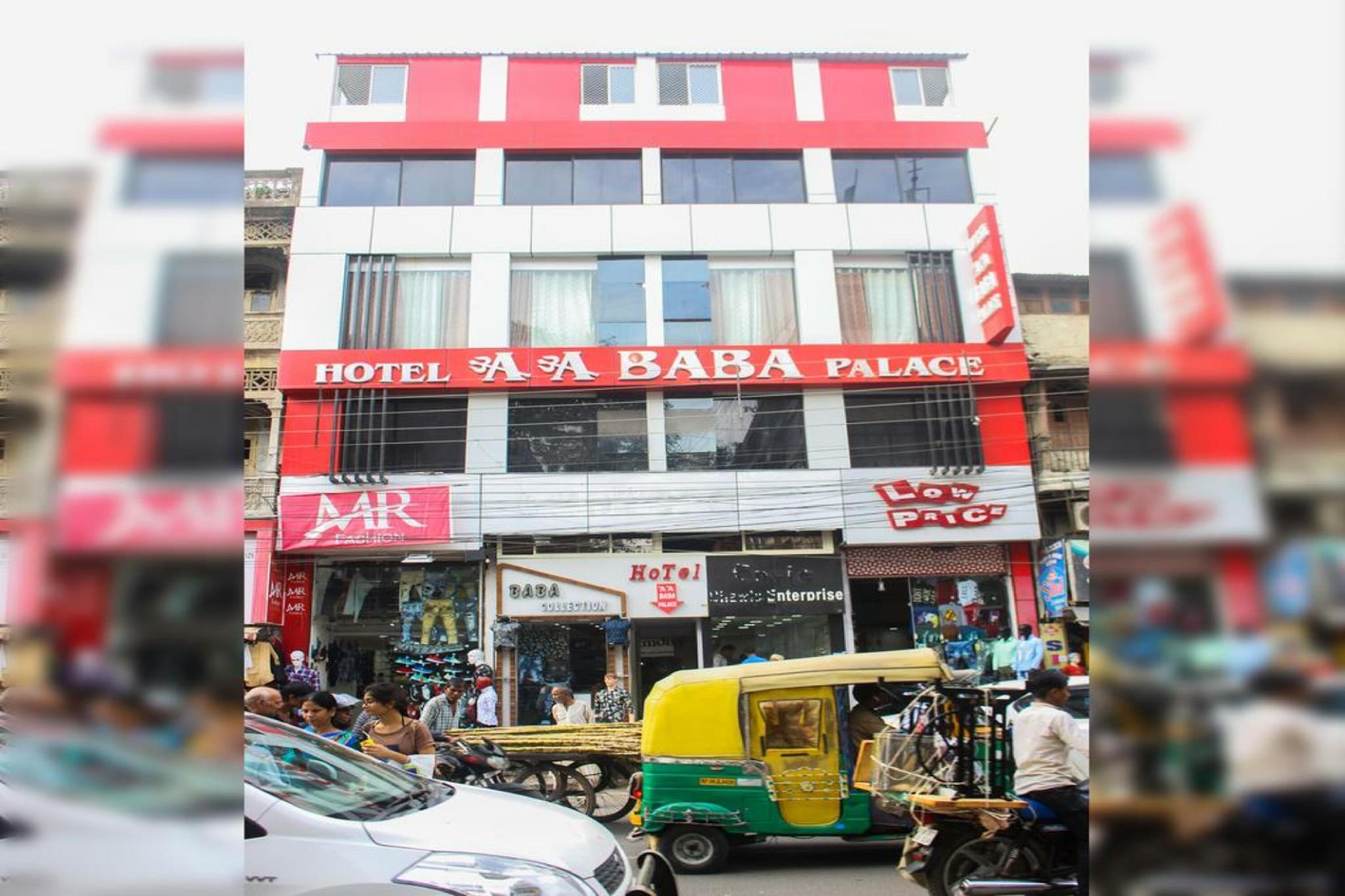HOTEL AA BABA PALACE