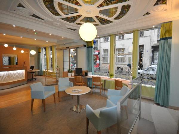 Hotel Saint Georges Lafayette Paris