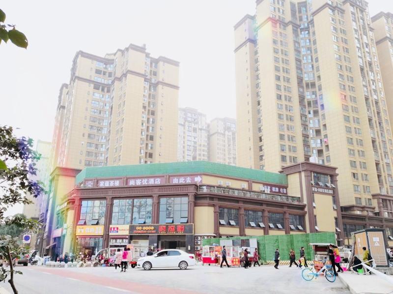 Thank Inn Plus Hotel Sichuan Chengdu Jianyang Dongcheng Huafu
