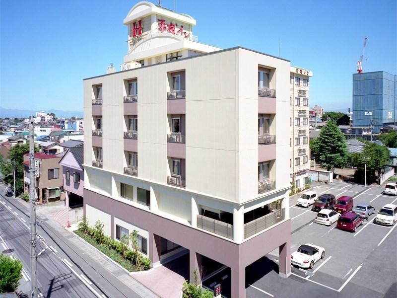 Business Hotel Isesaki Heisei Inn