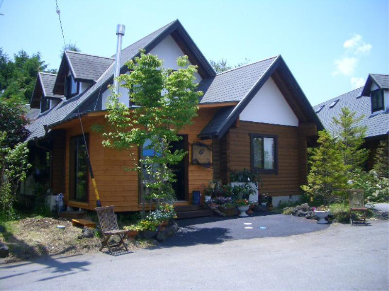 Karuizawa Log Hotel Shiozawa No Mori