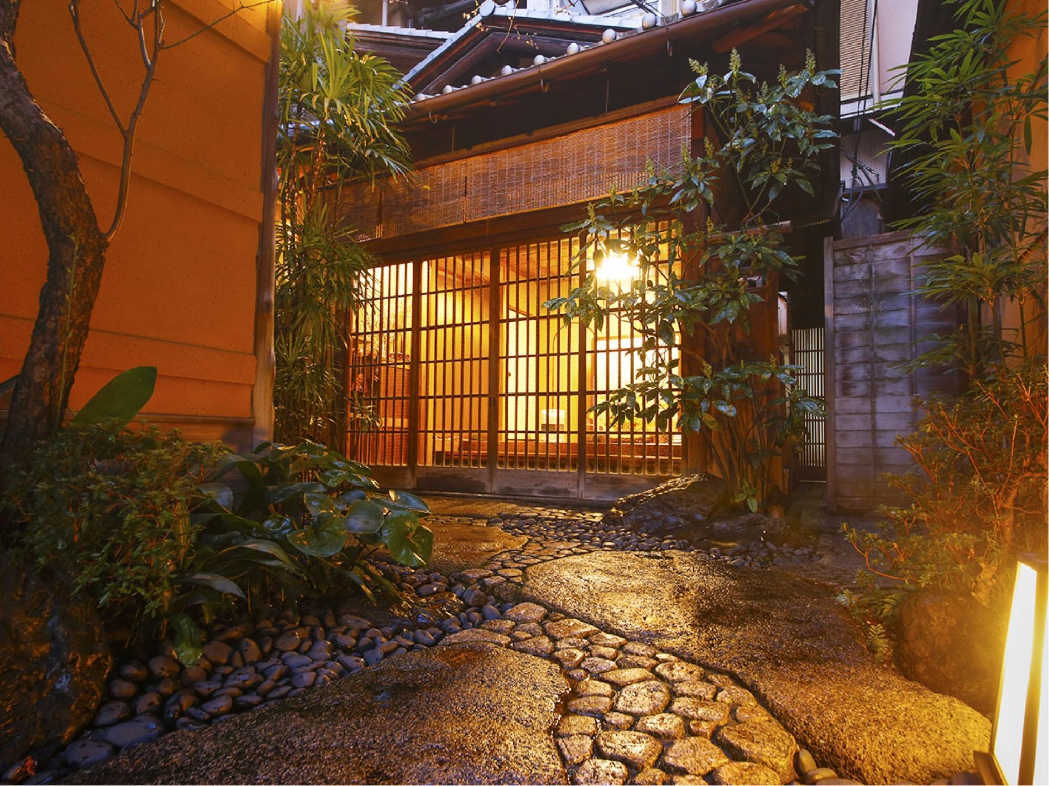 Ryokan Sanga  Kyoto