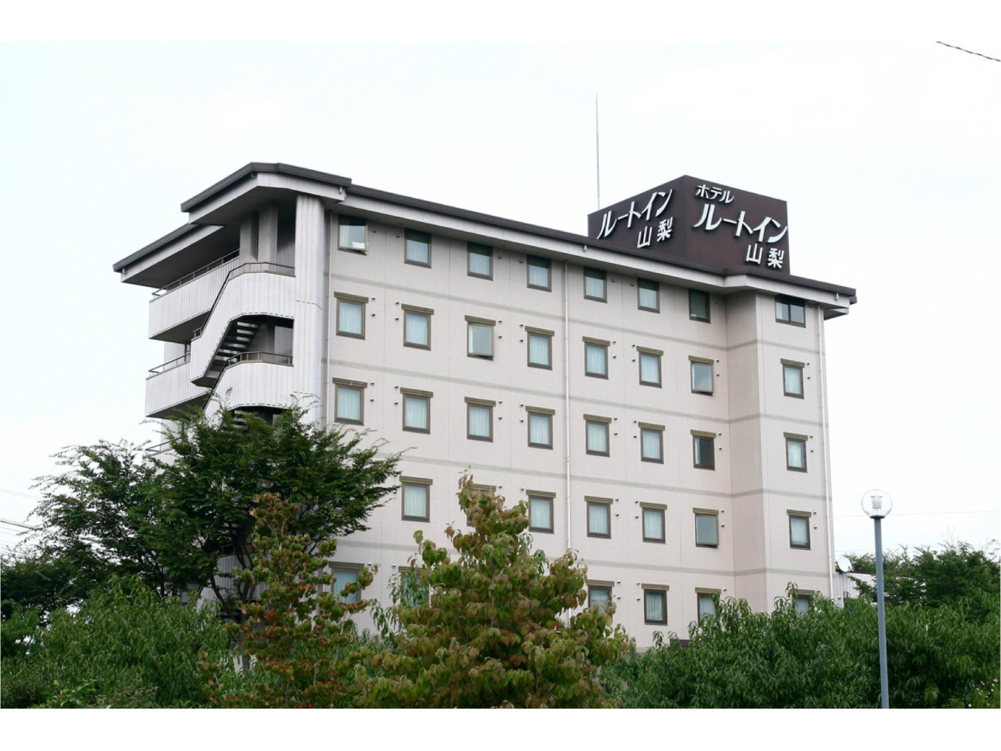 Hotel Route Inn Court Yamanashi