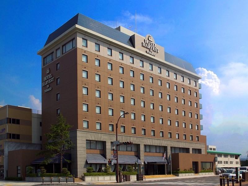 Hotel Harvest In Yonago