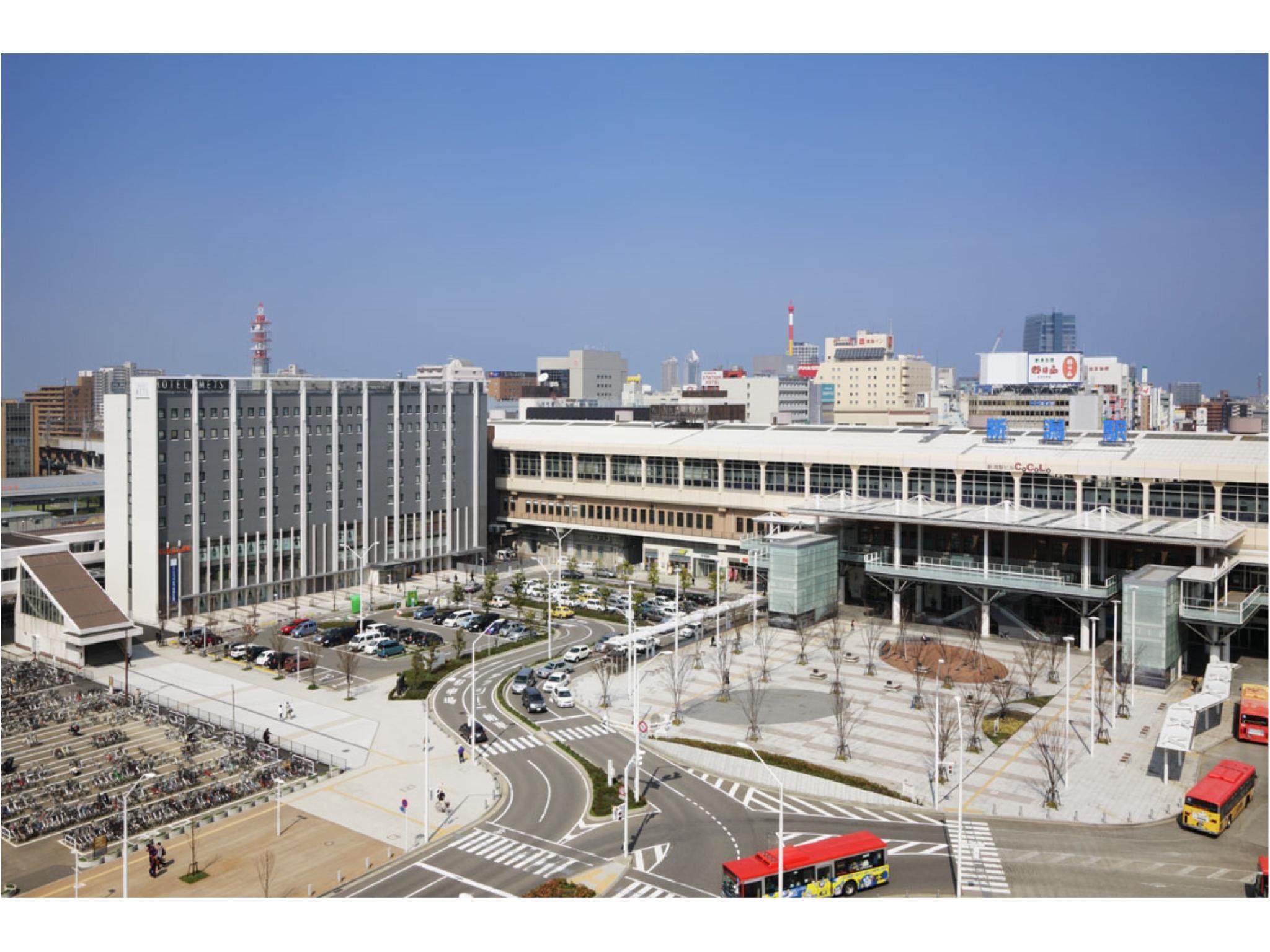 JR East Hotel Mets Niigata