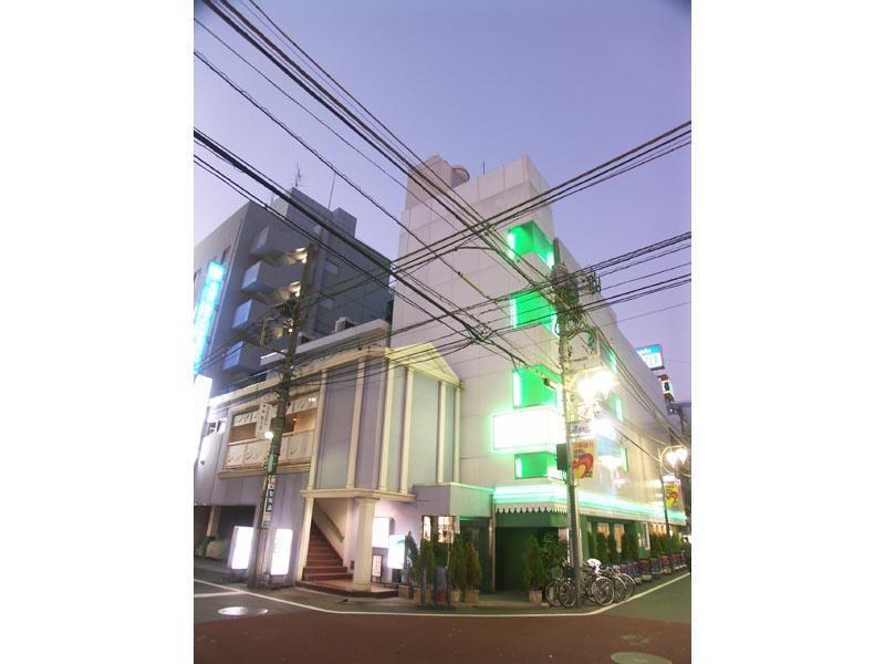 Capsule Hotel Shinjuku 510