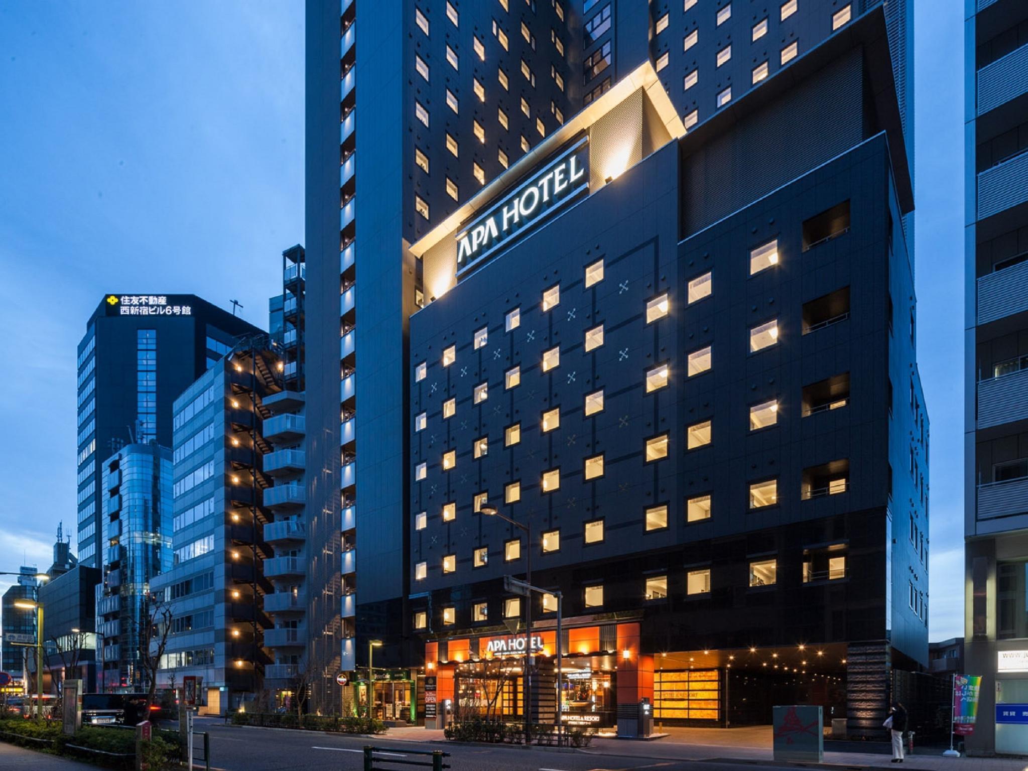APA Hotel And Resort Nishishinjuku Gochome Eki Tower