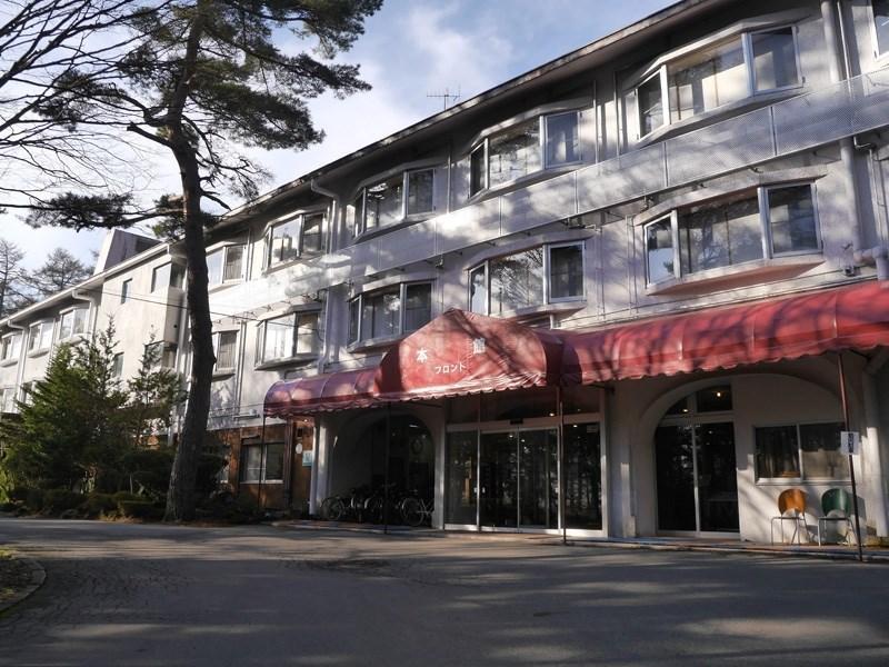 Yamanaka Lake Side Hotel Seikei