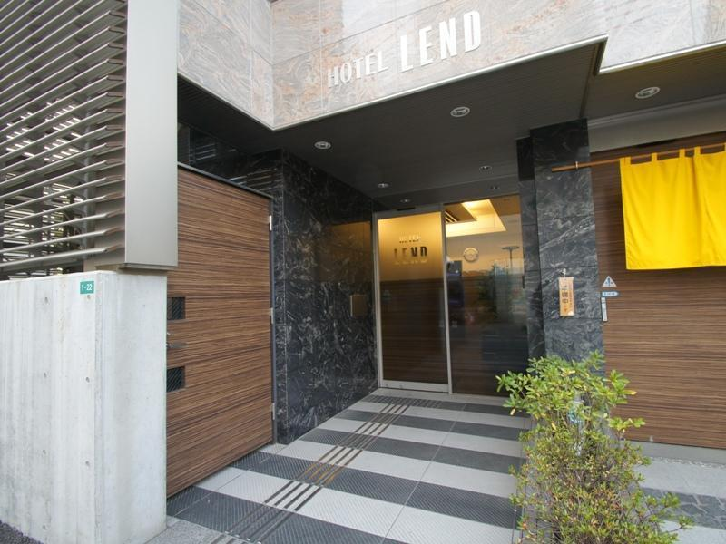 Business Hotel Lend