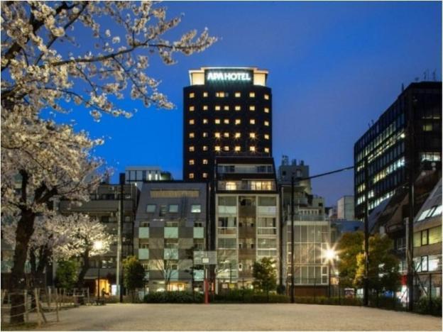 APA Hotel <Shimbashi-Toranomon>