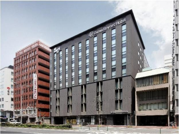 Daiwa Roynet Hotel Kyoto-Shijokarasuma