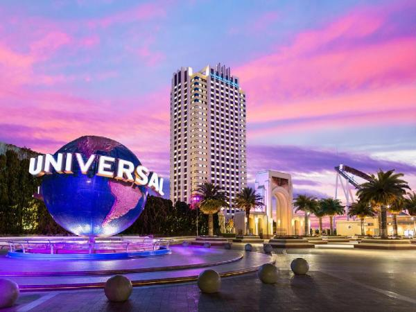 The Park Front Hotel at Universal Studios Japan Osaka
