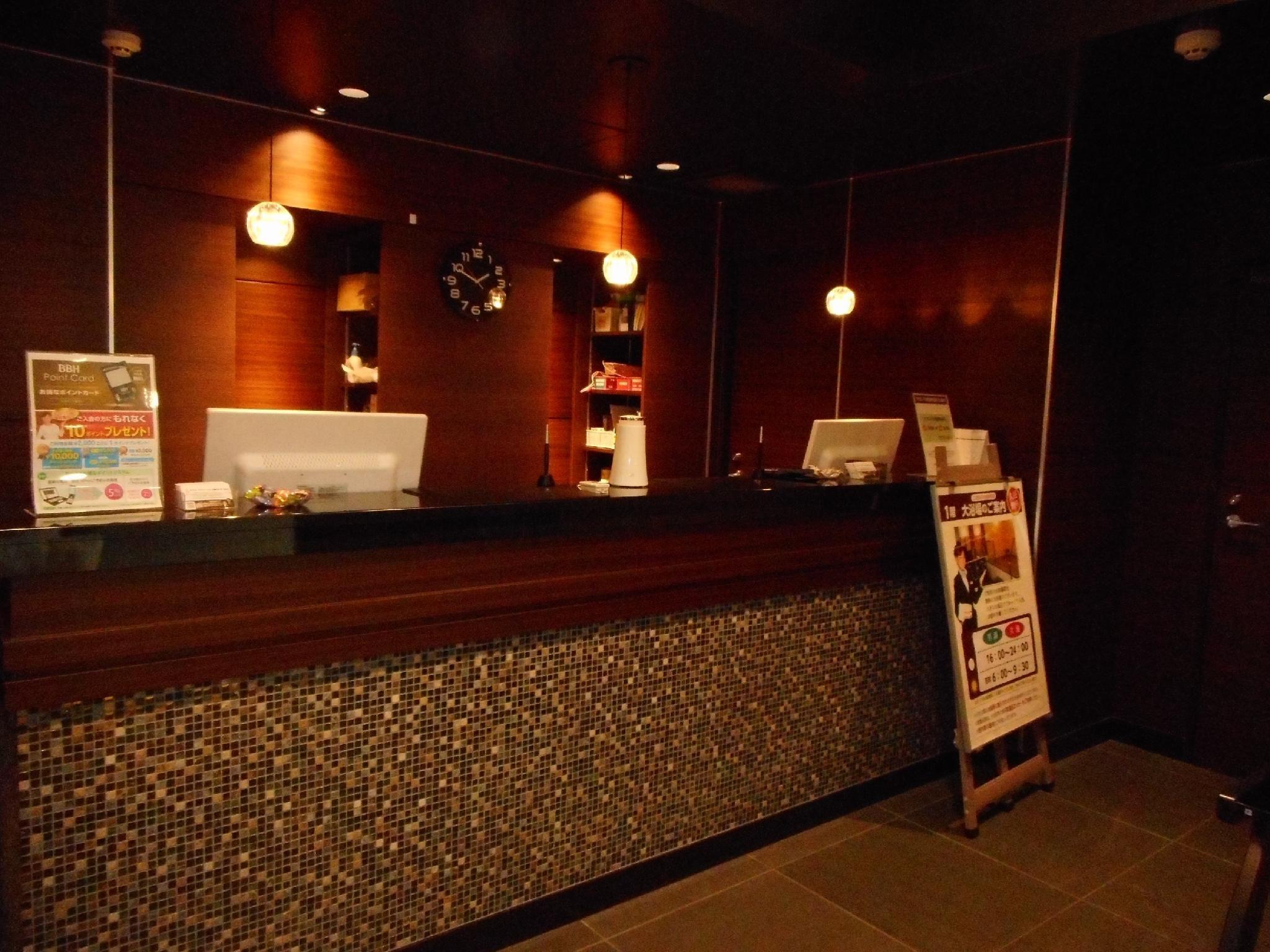 Hotel Crown Hills Katsuta 2u Motomachiten