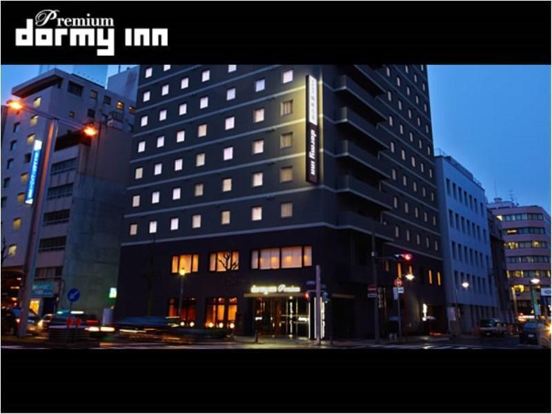 Natural Hot Spring Dormy Inn Premium Nagoya Sakae