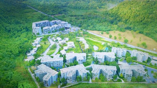 คอนโดมีเนียม 2 ห้องนอน แอท เอสเคป ทู เขาใหญ่ – 2 Bedroom Condominium at Escape to Khaoyai