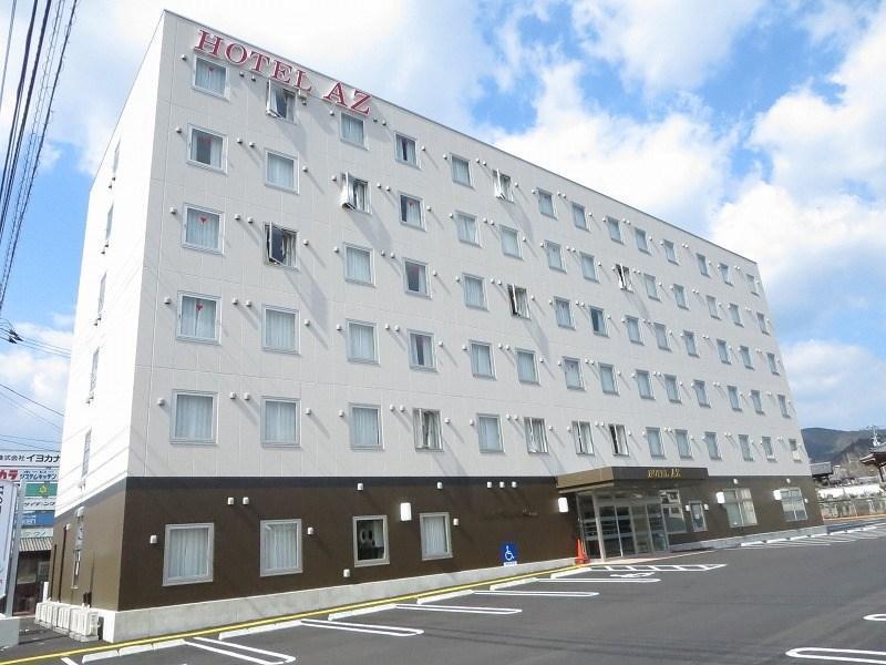 HOTEL AZ Ehime Uchiko Ten