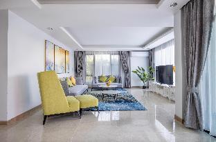 [シャロンムアン]ヴィラ(258m2)| 4ベッドルーム/4バスルーム Madami8//Urban area Chiang Mai Pool Villa