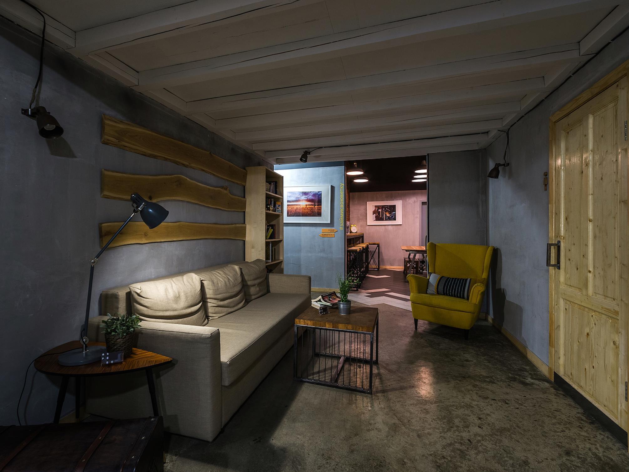 Price Coworking hostel Derevo