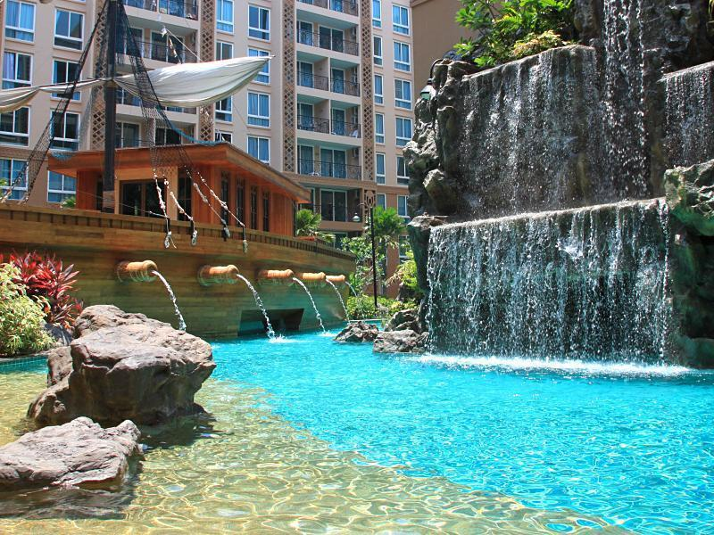 Atlantis Condo Resort Pattaya By Ocean Garden