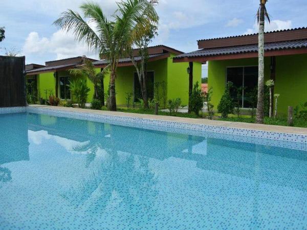 Ban Pool Green View Resort Phatthalung