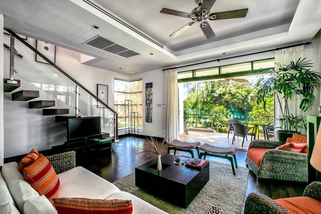 2 Bedroom Luxury Villa Near The Beachfront