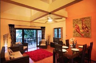 [ウォックトゥム]ヴィラ(1500m2)| 10ベッドルーム/10バスルーム 10 Bedroom Twin Beachfront Villas Koh Phangan
