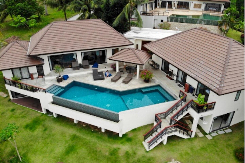 6 Bedroom Sea View Villa Angthong Hills วิลลา 6 ห้องนอน 6 ห้องน้ำส่วนตัว ขนาด 1500 ตร.ม. – บางปอ