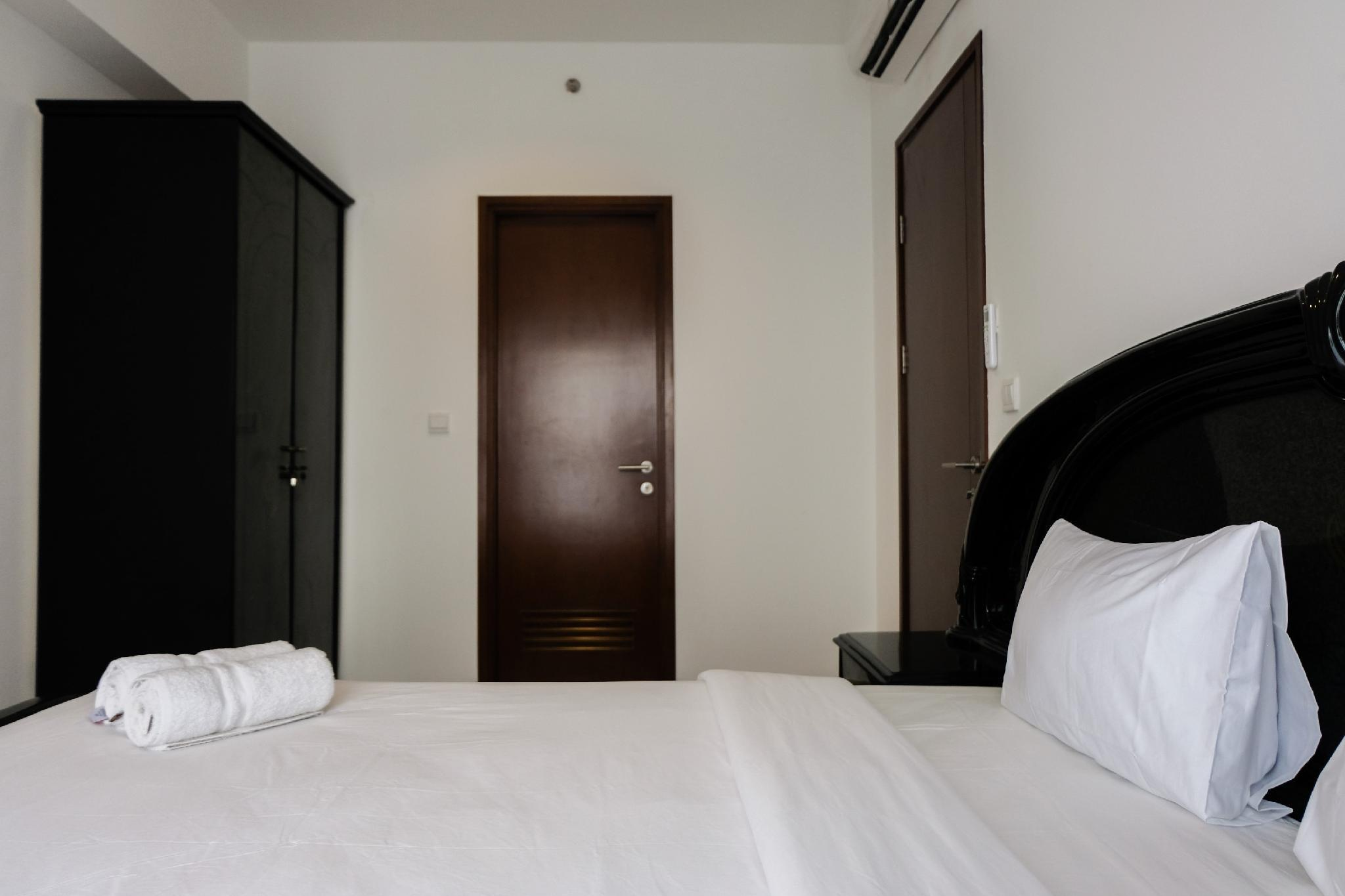 Nice 1BR Apartment At M Town Signature By Travelio