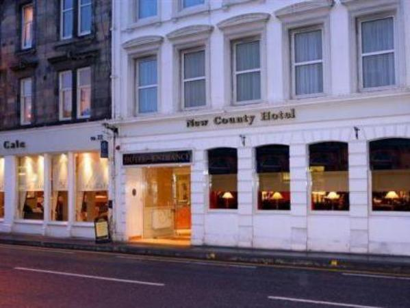 New County Hotel Perth
