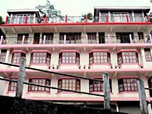 The Pink Door Hotel
