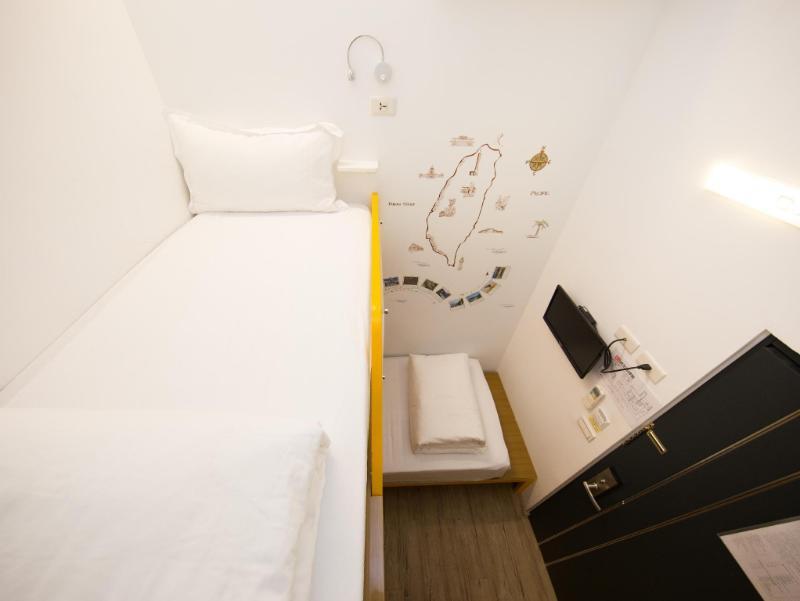 SleepBox Hostel