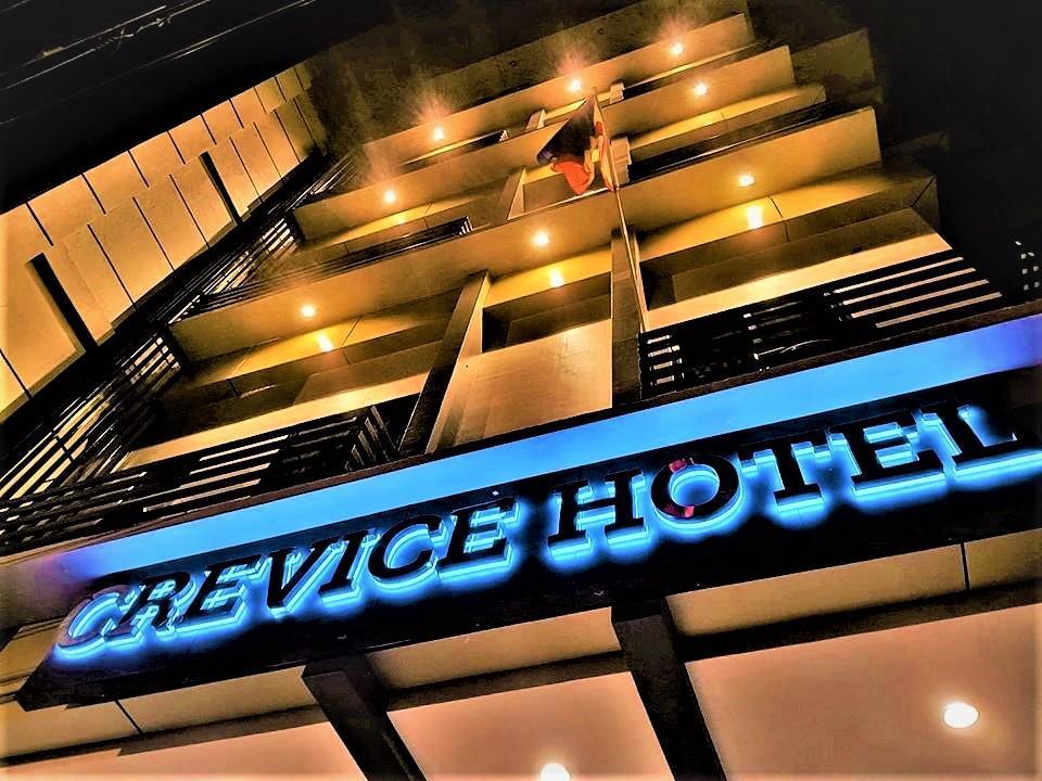 CREVICE HOTEL