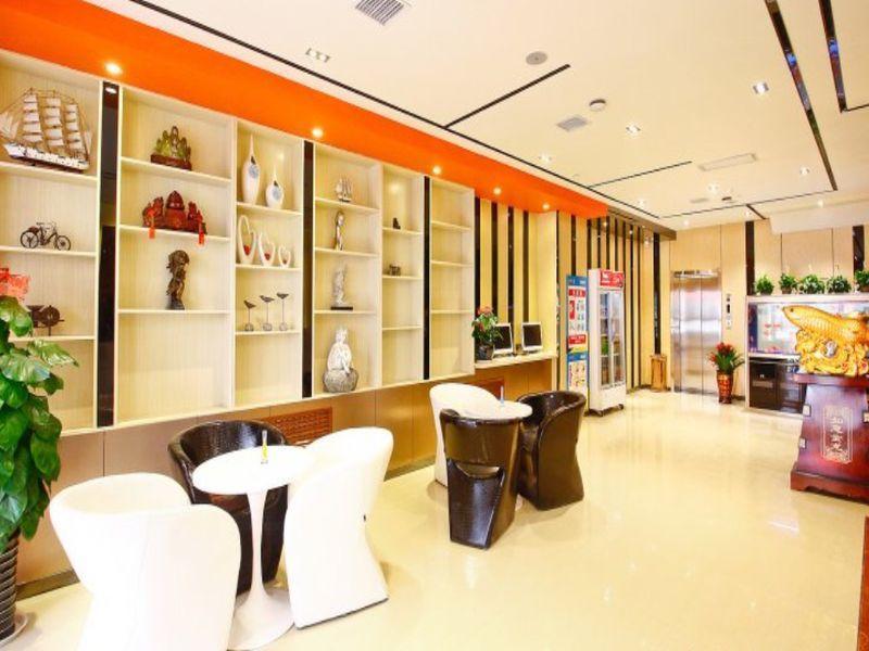 7 Days Premium Xian Taibai Road Northwest University Branch
