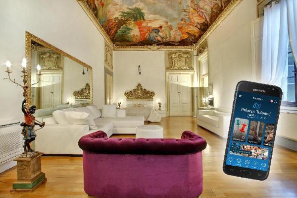 Hotel Palazzo Tolomei Residenza d